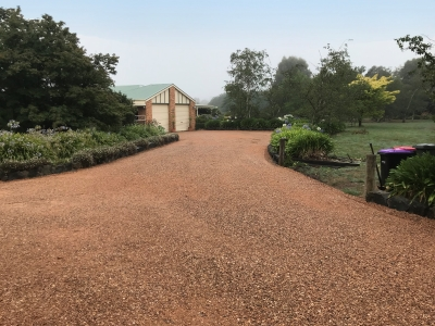 complete driveway construction woodend(2)